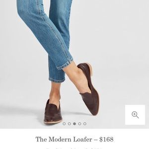 Everlane modern loafers size 7.5